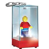 Брелок-фонарик для ключей LEGO «Футляр для минифигур» красный, синий