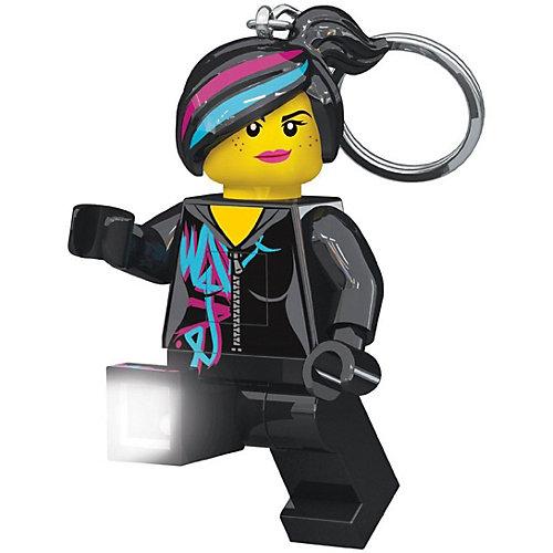 """Брелок-фонарик для ключей LEGO """"Movie"""" Wyldstyle от LEGO"""