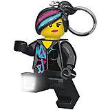 "Брелок-фонарик для ключей LEGO ""Movie"" Wyldstyle"