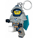 "Брелок-фонарик для ключей LEGO ""Nexo Knights"" Clay"
