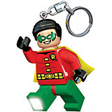 "Брелок-фонарик для ключей LEGO ""Super Heroes"", Robin"