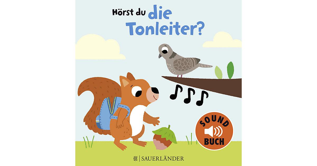Hörst du die Tonleiter?, Soundbuch mit Musik