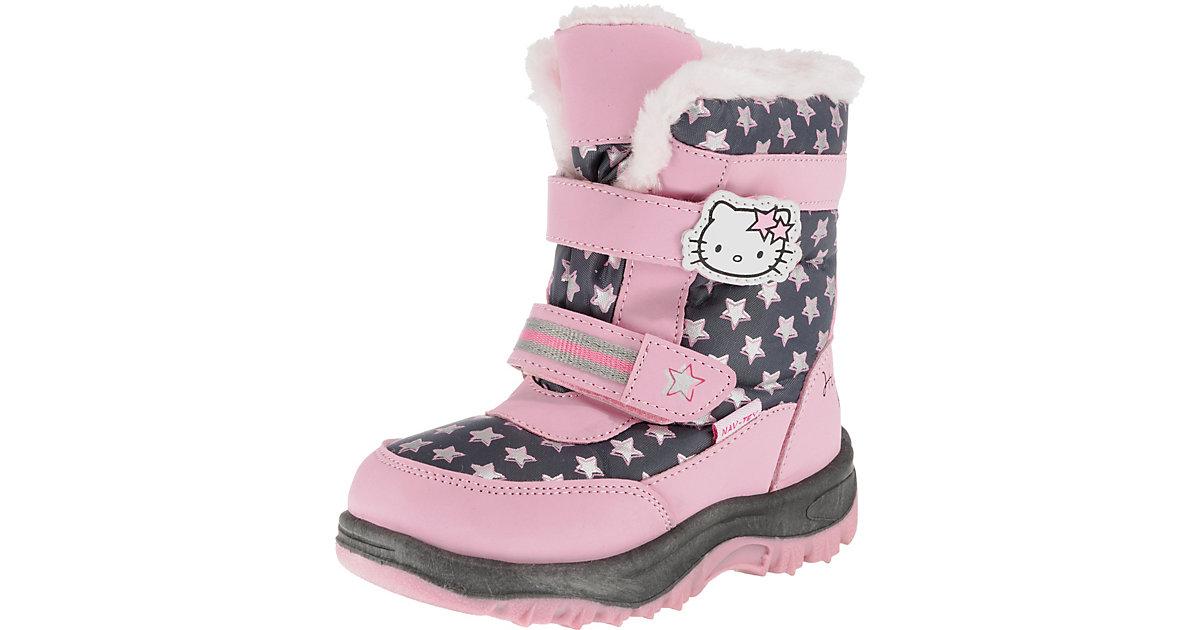 HELLO KITTY · Hello Kitty Winterstiefel Gr. 25 Mädchen Kleinkinder
