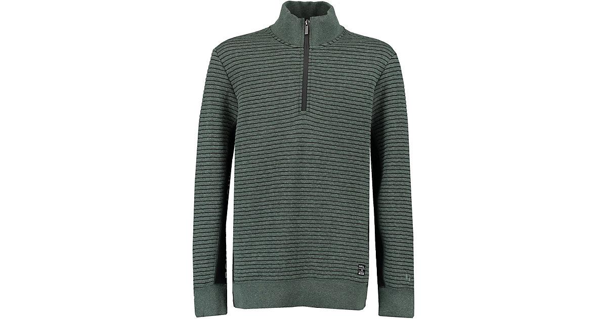 GARCIA JEANS · Sweatshirt mit Zipper Gr. 152/158 Jungen Kinder