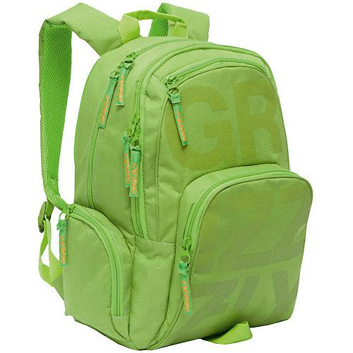 Рюкзак Grizzly, салатовый - светло-зеленый от Grizzly