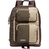 Рюкзак Grizzly, песочный/хаки/коричневый