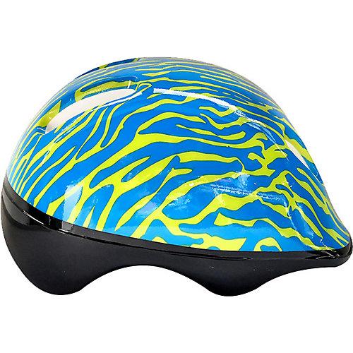 Набор: роликовые коньки, защита, шлем Jungle Set, голубые - голубой от Tech Team