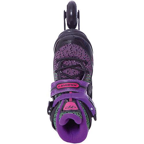 Роликовые коньки Jorney - фиолетовый от Tech Team