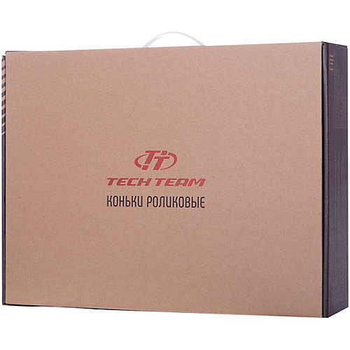 Роликовые коньки X-Tech - розовый от Tech Team