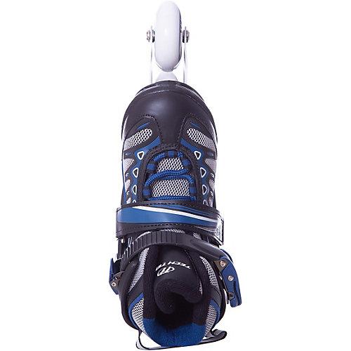 Роликовые коньки 360+, синие - синий от Tech Team