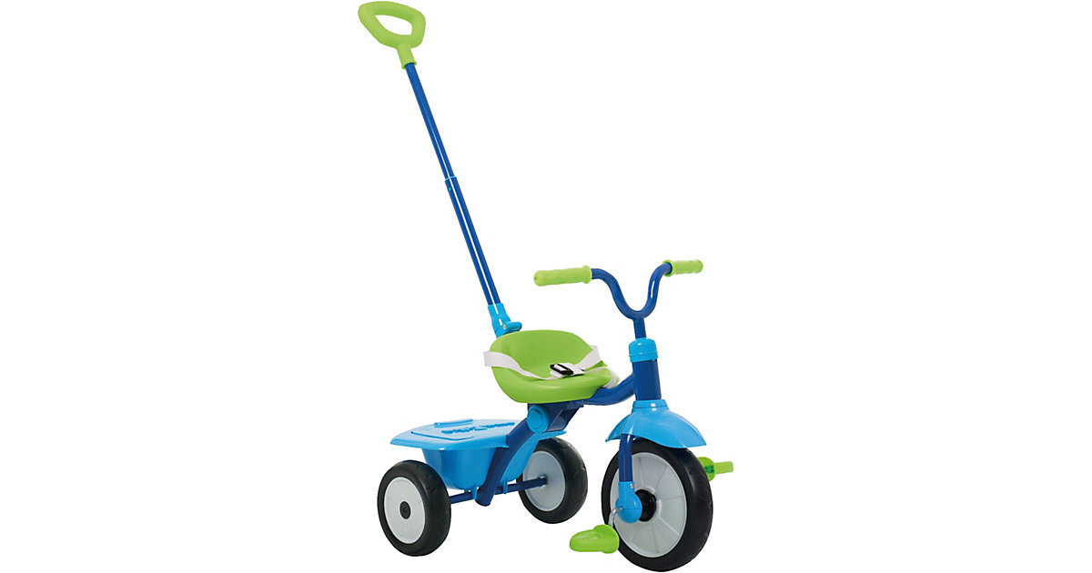 Dreirad Folding Fun, blau