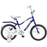 """Двухколёсный велосипед Stels """"Wind 16"""" Z010 11, синий"""