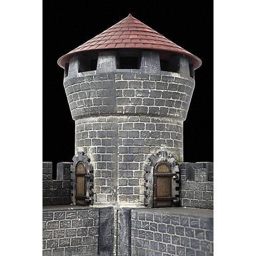 """Сборная модель Звезда """"Средневековый каменный замок"""" от Звезда"""