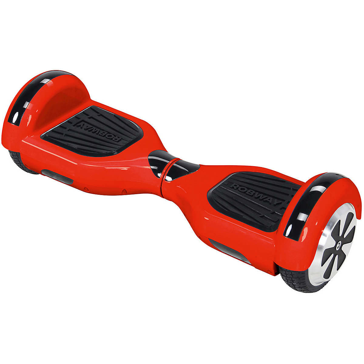 e balance hoverboard robway w1 6 5 zoll mit app funktion rot robway mytoys. Black Bedroom Furniture Sets. Home Design Ideas