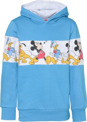 Disney Mickey Mouse & friends Kapuzenpullover für Jungen, Disney Mickey Mouse & friends