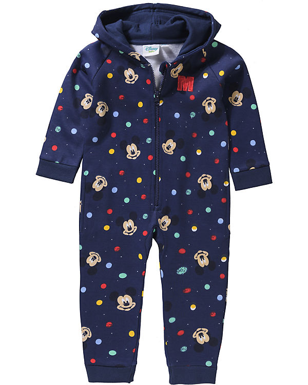 6681c84bf8 Disney Mickey Mouse & friends Baby Sweatoverall für Jungen, Disney Mickey  Mouse & friends | myToys