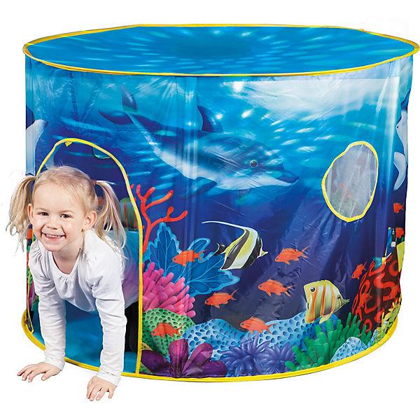 My Starlights Spielzelt Aquarium mit Kristallkugel, JOHN
