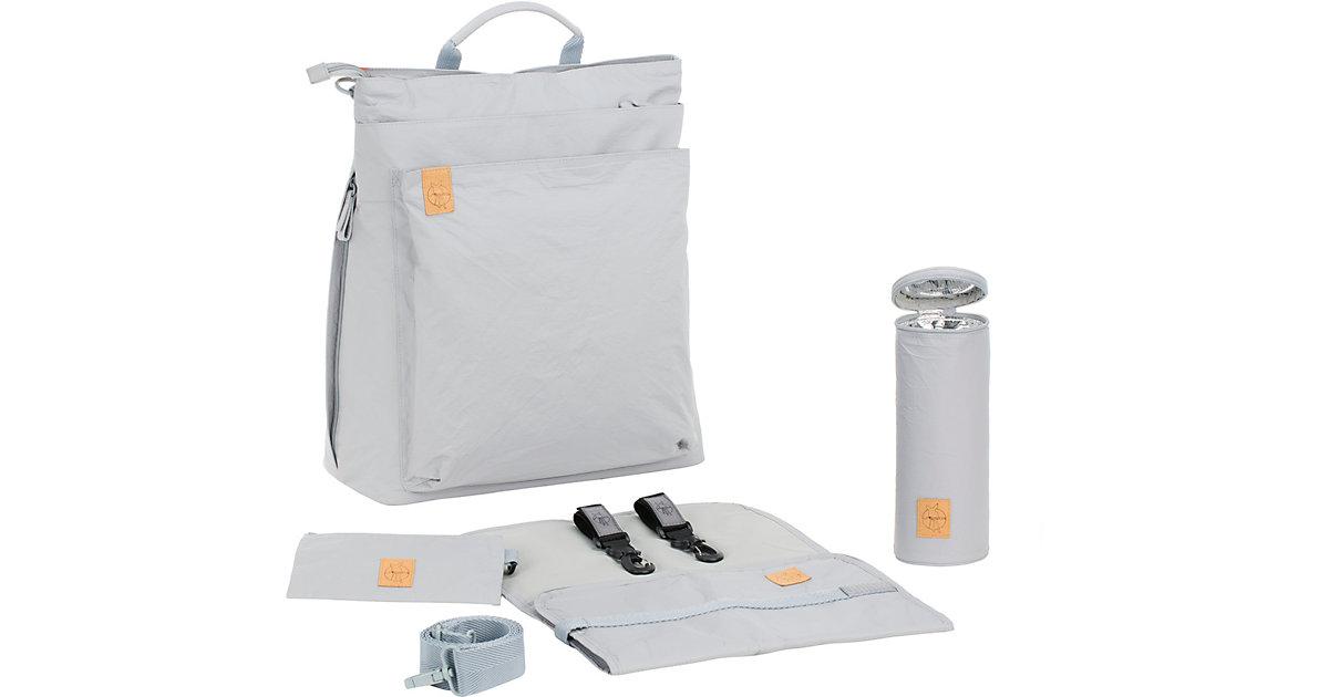 LÄSSIG · Wickelrucksack Tyve, Backpack, Greenlabel, grey