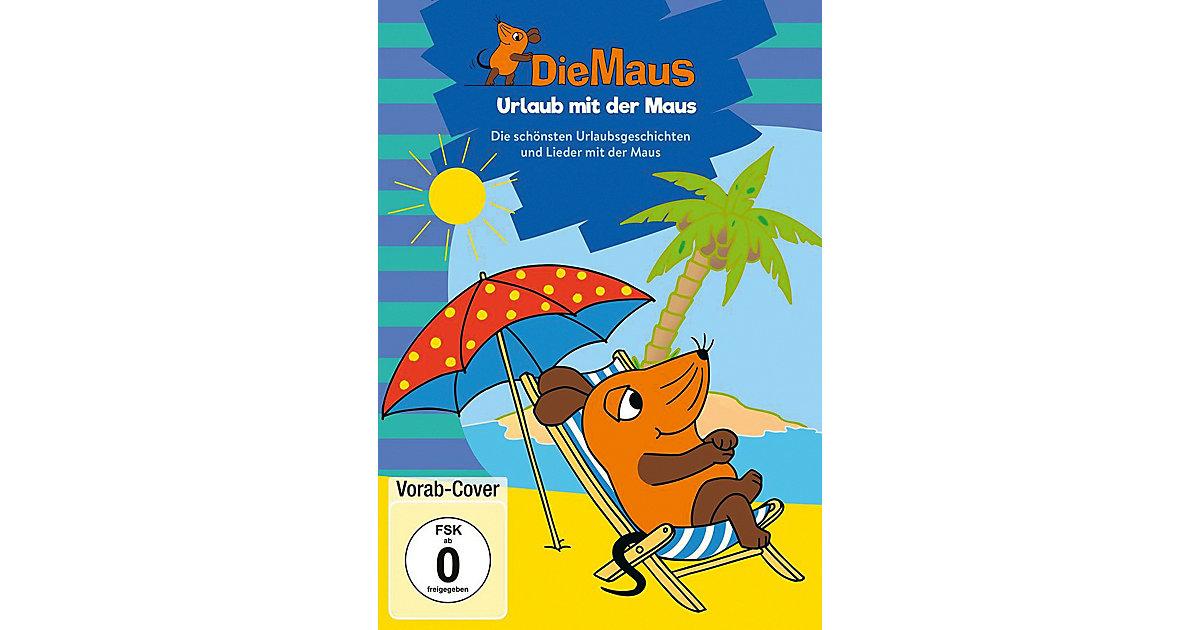 DVD Die Sendung mit der Maus 15 - Urlaub mit de...