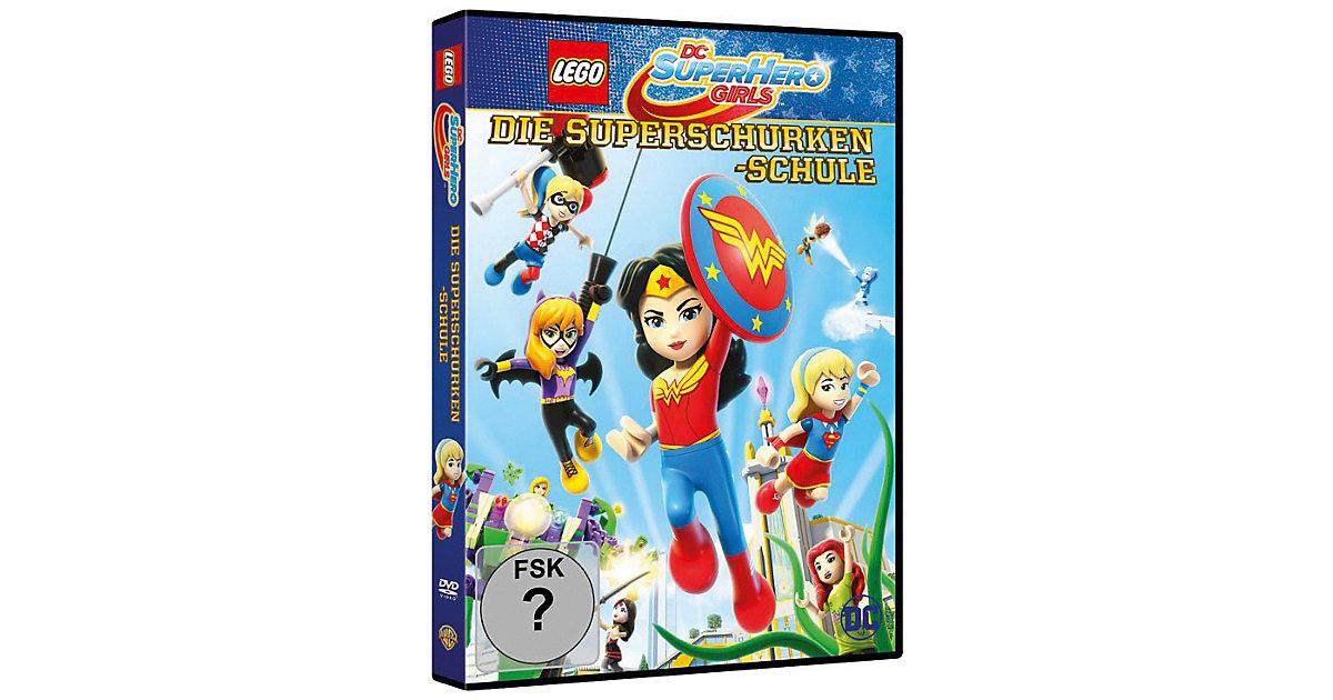 DVD LEGO DC Super Hero Girls - Die Superschurke...