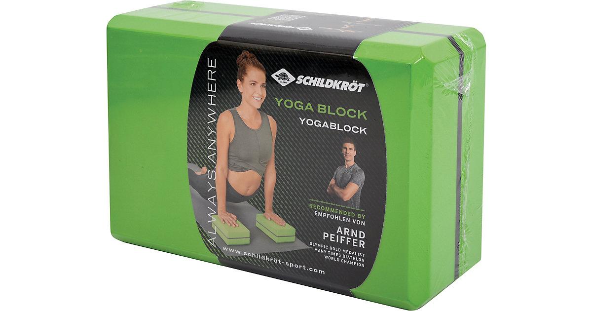 Yoga Block grün