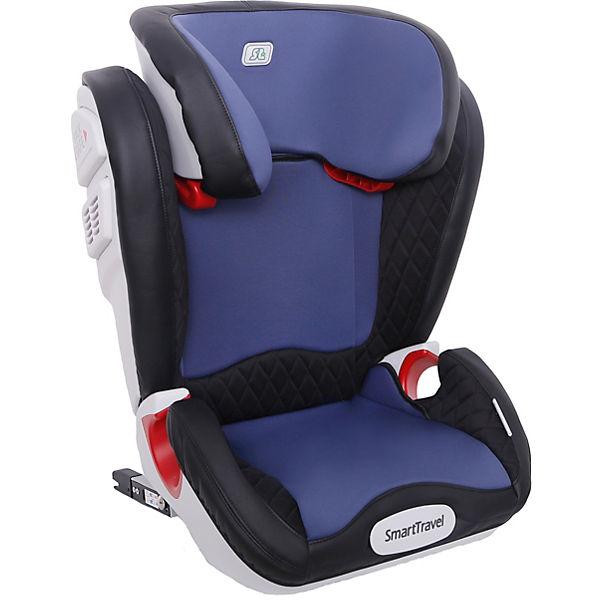 Автокресло Smart Travel Expert Fix, 15-36 кг, blue