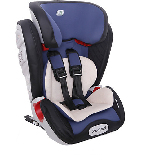 Автокресло Smart Travel Magnate Isofix, 9-36 кг, blue от Smart Travel