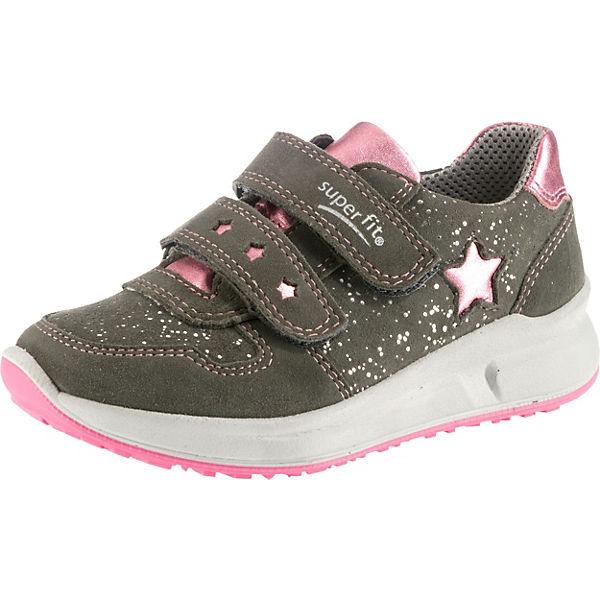 buy online 9854b 9c8a8 Sneakers low MERIDA HS für Mädchen, Weite M4, Stern, superfit