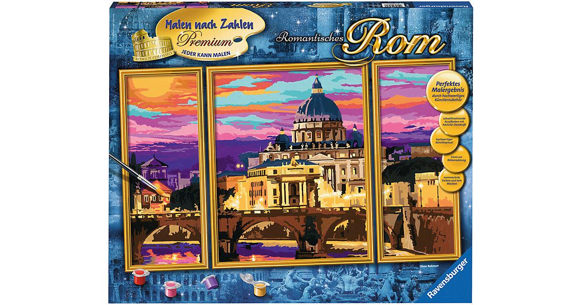 Malen nach Zahlen Premium Romantisches Rom