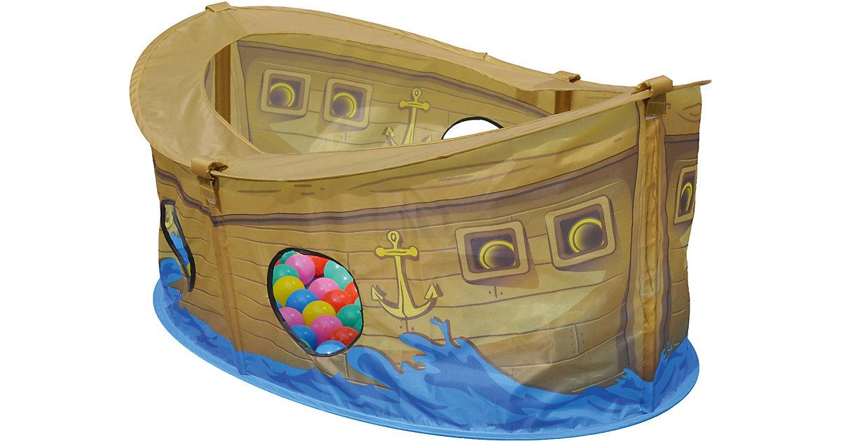 Bällebad Skipper inkl. 50 Bälle