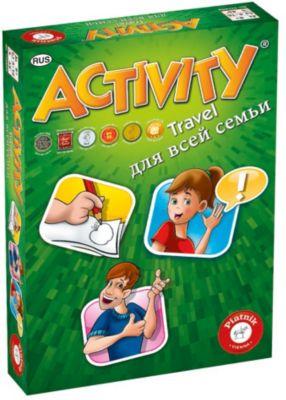 """Настольная игра Activity """"Компактная"""" для всей семьи, Piatnik"""