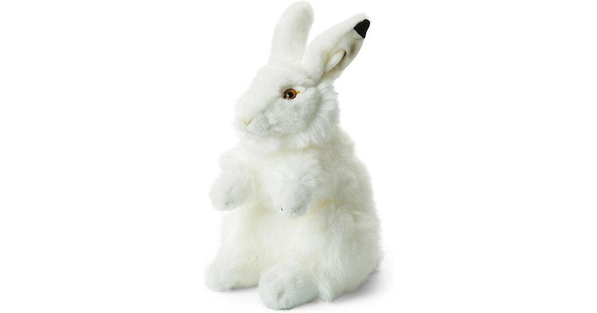 WWF Schneehase sitzend, 24 cm
