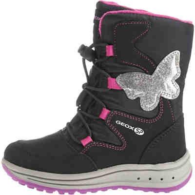da5a755c5e40 ... Schmetterling Winterstiefel ROBY für Mädchen, Waterproof, gefüttert,  Schmetterling 2