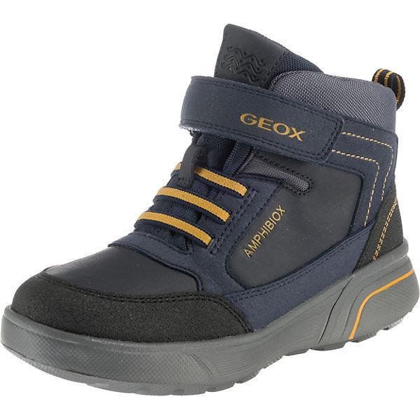 sports shoes 7c406 a2747 Winterschuhe SVEGGEN für Jungen, AMPHIBIOX, gefüttert, GEOX