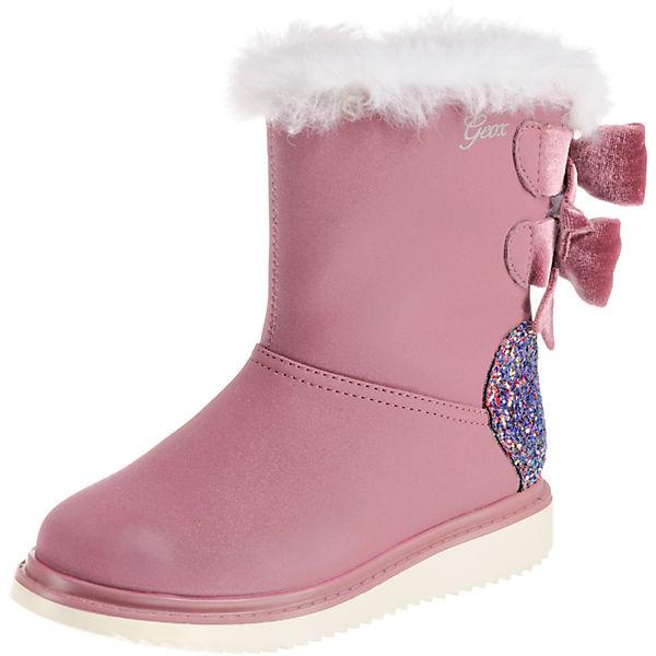 exquisites Design attraktive Mode Qualitätsprodukte Winterstiefel THYMAR für Mädchen, gefüttert, GEOX
