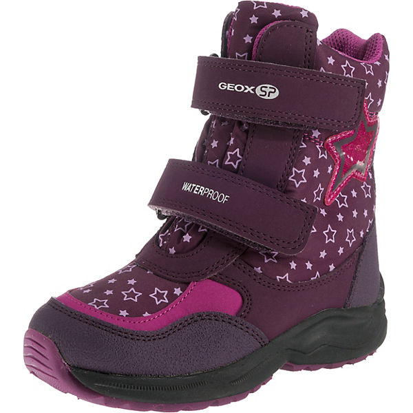 bc6b816628f3b4 Winterstiefel NEW ALASKA für Mädchen