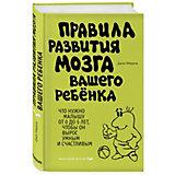 """Книга для родителей """"Правила развития мозга вашего ребенка"""""""