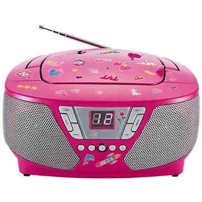 minnie cd player mit radio neues design disney minnie. Black Bedroom Furniture Sets. Home Design Ideas