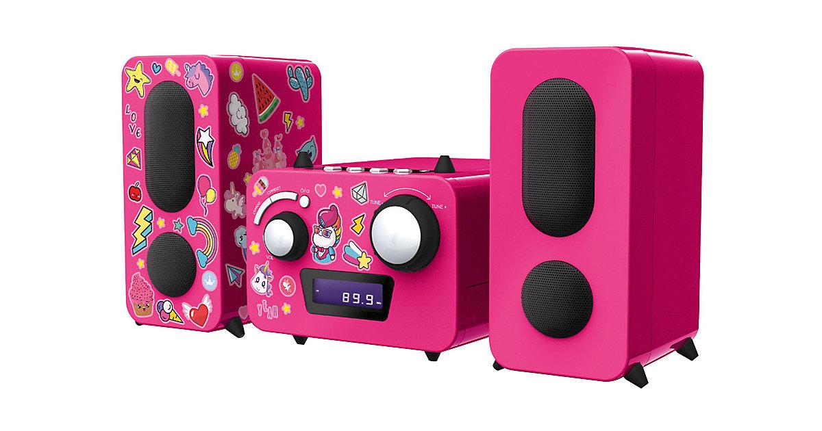 Stereo Music Center MCD11 ´´Einhorn´´ (pink)