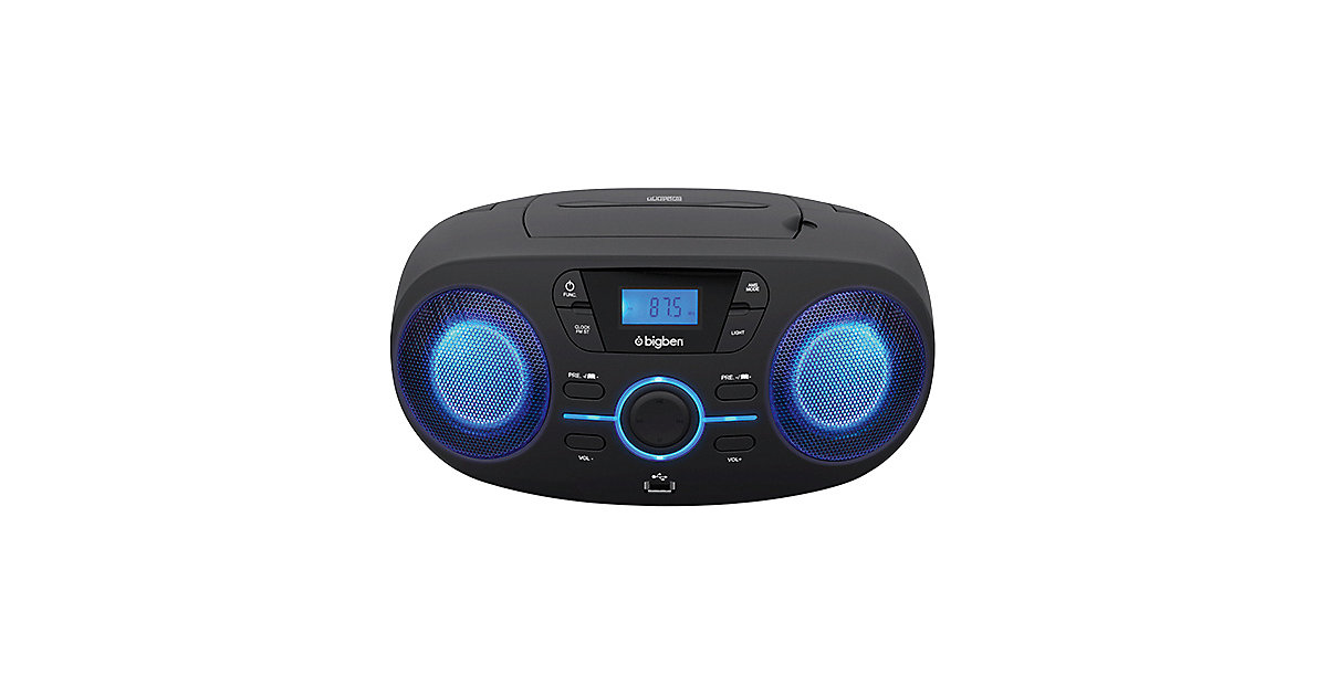 CD-Player mit Radio CD61 (schwarz)