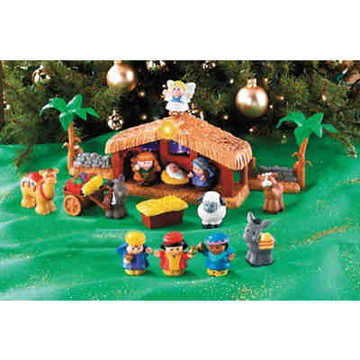 Fisher-Price Little People Weihnachtskrippe
