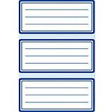 """Набор наклеек для тетрадей Herma """"Vario"""" Синий прямоугольник"""