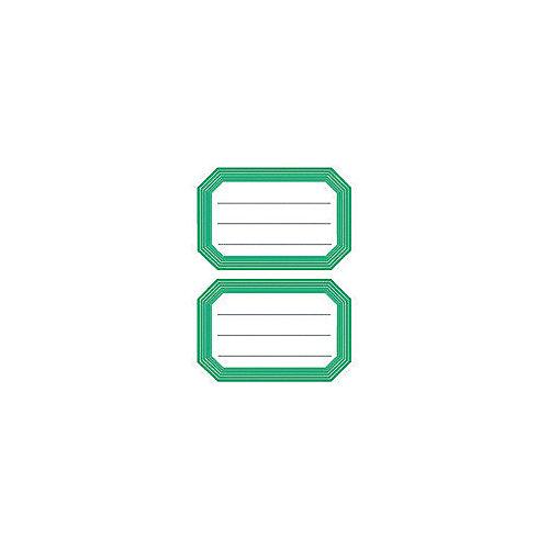 "Набор наклеек для тетрадей Herma ""Vario"" Зеленая рамка от Herma"