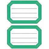 """Набор наклеек для тетрадей Herma """"Vario"""" Зеленая рамка"""