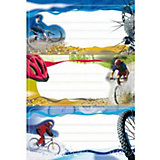 "Набор наклеек для тетрадей Herma ""Vario"" Велоспорт"