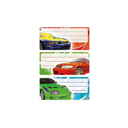 "Набор наклеек для тетрадей Herma ""Vario"" Автомобили от Herma"