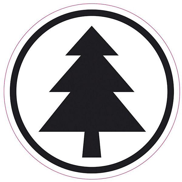 Symbol Weihnachtsbaum.Keks Stempel Weihnachtsbaum Rico Design