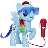 """Интерактивная фигурка My little Pony """"Поющая пони"""" Рэйнбоу Дэш"""
