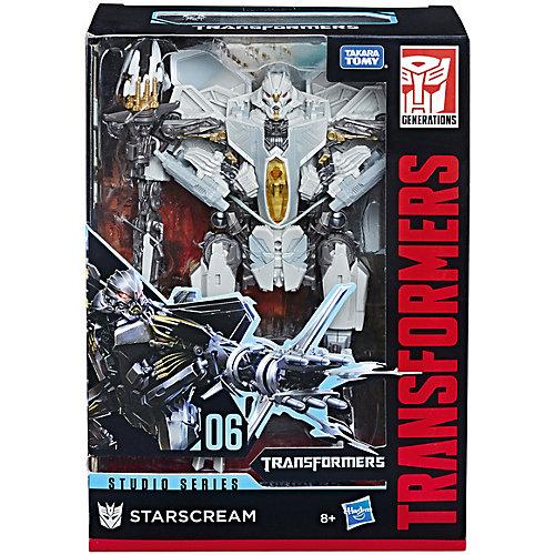 """Трансформеры Hasbro Transformers """"Коллекционный"""" Старскрим, 16 см от Hasbro"""