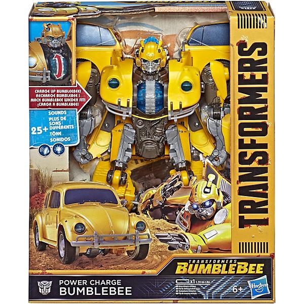 """Трансформеры Transformers """"Роботы под прикрытием"""" Заряженный Бамблби"""